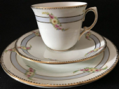 Redfern & Drakeford delicate tea trio